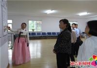 共青团省委副书记王晓南一行到园月社区调研指导工作