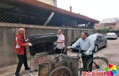 人人参与创城 营造宜居环境