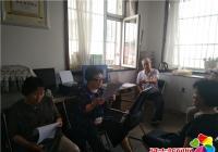 长生社区开展支部书记讲党课活动