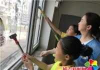 """长林社区新时代文明实践站开展""""争当环保小卫士""""活动"""