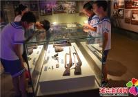 """白梅社区开展""""回忆历史 走进延边博物馆""""活动"""