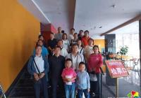 小营镇组织党员群众观看主题电影