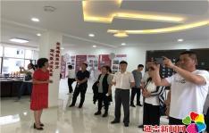 珲春市委组织部调研延吉市公园街道党群服务中心