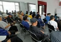 公益律师进社区  普法宣传进行中