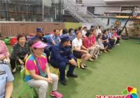 """白川、白新社区开展""""庆州庆,迎国庆"""" 百米长卷绘画活动"""