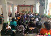 民安社区开展法律宣传主题活动