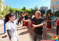 延春社区侨胞之家开展共庆传统佳节品味传统文化活动