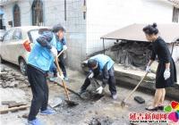 南阳社区以志愿服务助推新时代文明实践