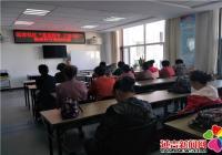 """延青社区开展""""热爱科学 了解科学""""健康科学知识讲座"""