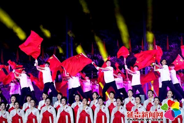 延边大学举行70周年校庆暨第五届校友文化节文艺晚会