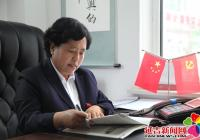 王淑清作为延边社区代表参加省幸福社区文艺晚会
