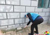 延虹社区积极开展 创文明城投鼠药活动