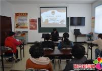 市检察院进白梅社区开展扫黑除恶知识宣传活动