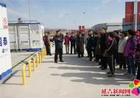 白玉社区走进国际空港经济开发区开展主题党日活动