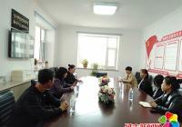 延吉市人力资源局赴社区 开展主题教育调研