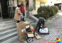 """新兴街道民强社区开展""""近民心·解民忧""""帮扶活动"""
