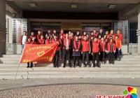 小营镇开展机关支部主题党日志愿服务活动