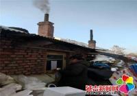 长林社区开展预防一氧化碳中毒宣传活动