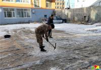 清雪除冰保民生 人大代表用行动践行初心使命