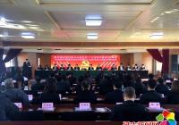 小营镇第十七届代表大会第三次会议召开