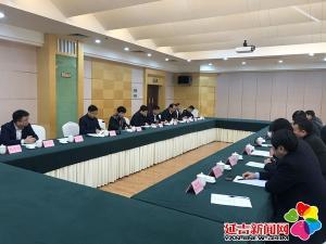 延吉—鄞州东西部扶贫协作联席会议在鄞州举行