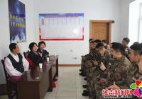 丹英社区新时代文明实践站教授官兵朝鲜语
