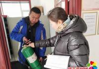 长海社区开展元旦节前安全隐患大排查活动