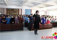 丹山社区侨胞之家开展跨年文艺汇演暨表彰大会