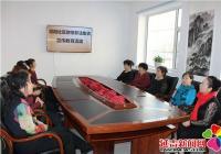 旭阳社区开展防范非法集资宣传教育活动