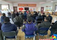 园艺社区开展学习贯彻党的十九届四中全会精神主题宣讲