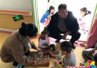 丹进社区走进延边儿童福利院开展慰问活动