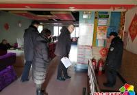丹光社区开展节前消防安全隐患排查工作