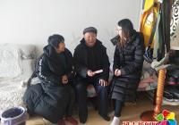 园锦社区新春佳节慰问活动