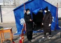 众志成城,抗击疫情--依兰镇党政主要领导慰问疫情防控一线工作人员