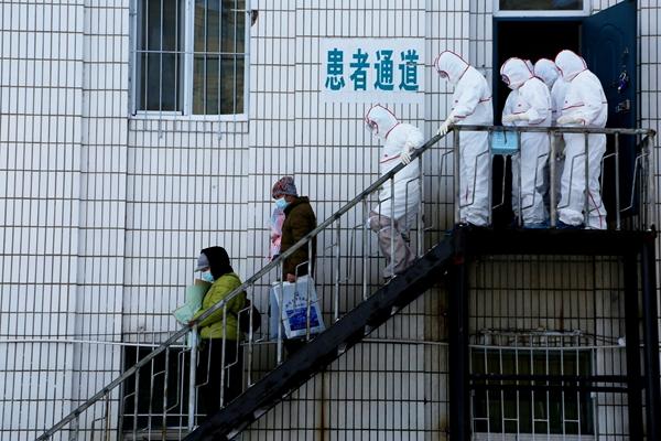 好消息!延吉市2名新冠肺炎患者治愈出院