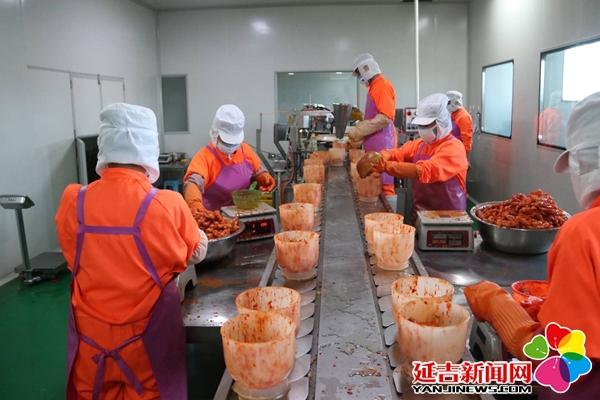 延吉市规上工业企业复工复产34户 复工率达68%