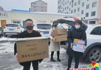民和社区非公党支部防控疫情在行动