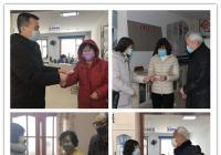 党员捐款践初心 汇聚力量抗疫情