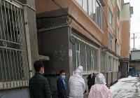 来延返延人员居家隔离,社区人性化管理