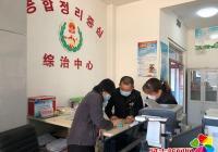 恒润社区开展大学生征兵宣传工作
