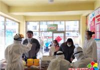 北山街道11个社区完成核酸检测598人