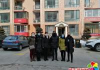 延吉市水利局多个党支部下沉社区防疫一线 干在前、当先锋、做表率