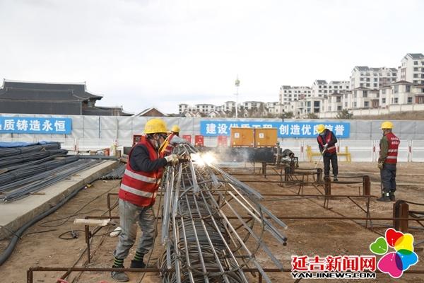 延吉恐龙王国金豆欢乐园复工 明年5月开园
