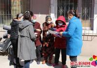 """文庆社区开展""""4.15全民国家安全教育日""""宣传活动"""