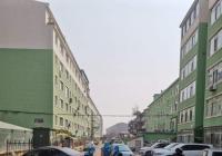 小营镇东阳社区组织志愿者开展美化小区环境志愿服务活动