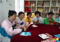 春光社区倡导全民阅读 推动精神文明建设
