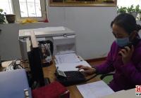 园航社区积极开展退役军人信息登记工作