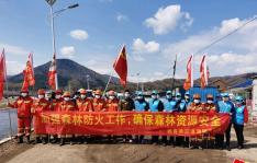 三道湾镇农林联合党委开展联建活动