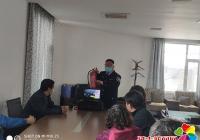 文庆社区开展消防安全知识培训讲座