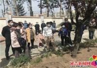 """丹虹社区""""党建+自治""""小区""""菜地""""变花园"""